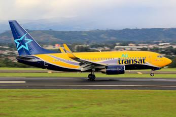 C-GYQV - Air Transat Boeing 737-700