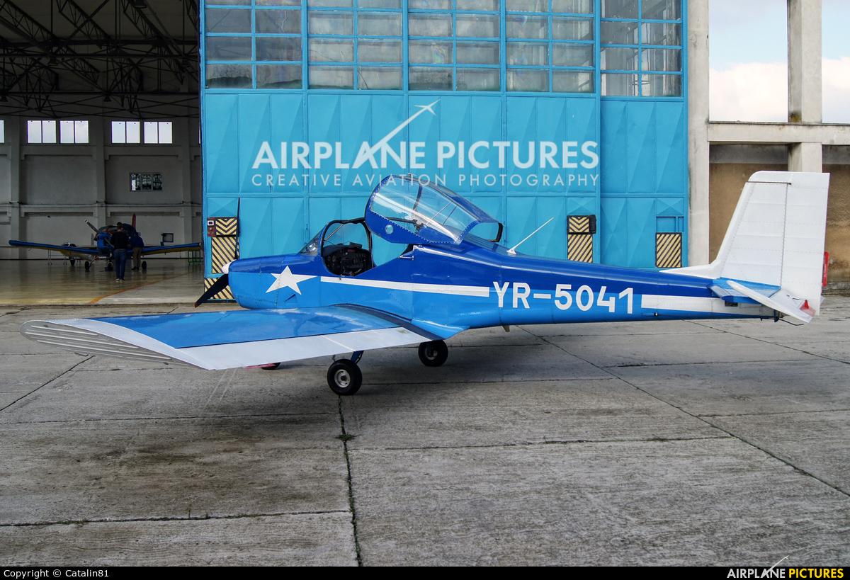 Private YR-5041 aircraft at Craiova