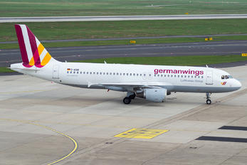 D-AIQR - Germanwings Airbus A320