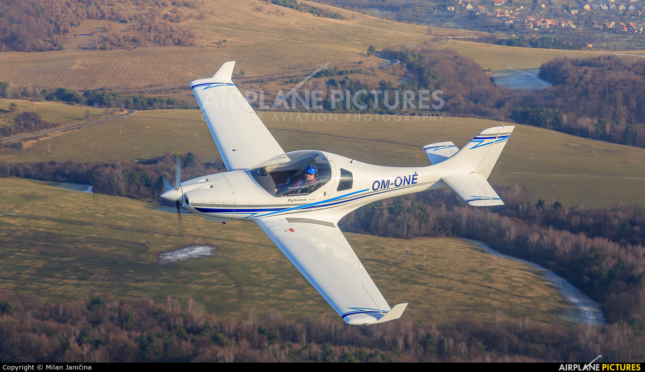 Private OM-ONÉ aircraft at In Flight - Slovakia