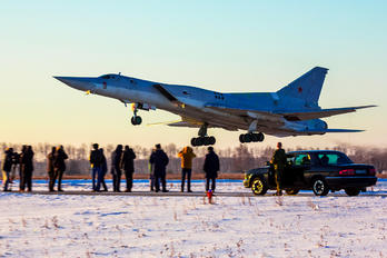34 RED - Russia - Air Force Tupolev Tu-22M3