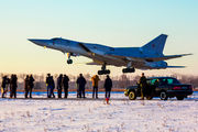 34 RED - Russia - Air Force Tupolev Tu-22M3 aircraft