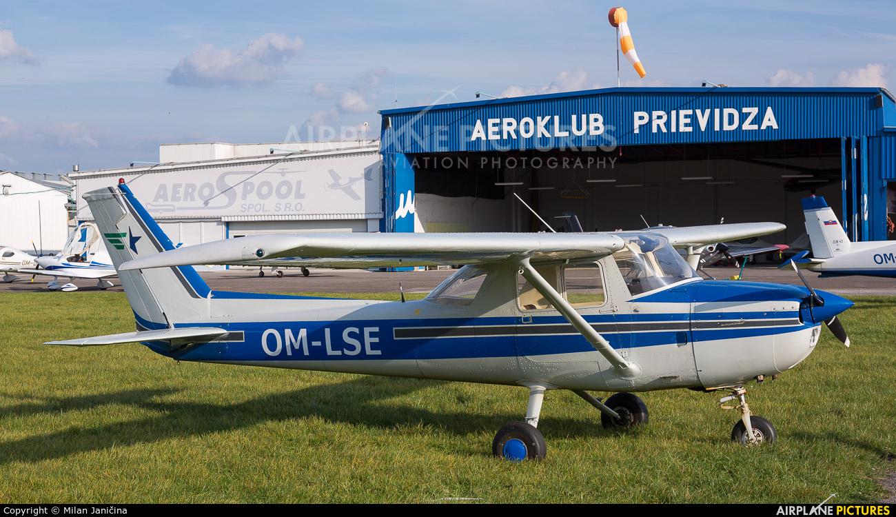 OM-LSE - Private Cessna 150 at Prievidza | Photo ID 826838