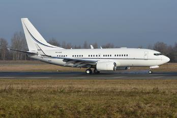 P4-KAZ - Kazakhstan - Government Boeing 737-700 BBJ