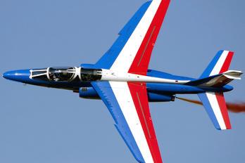 """E79 - France - Air Force """"Patrouille de France"""" Dassault - Dornier Alpha Jet E"""
