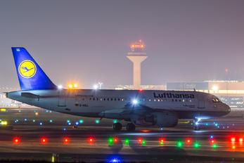 D-AILL - Lufthansa Airbus A319