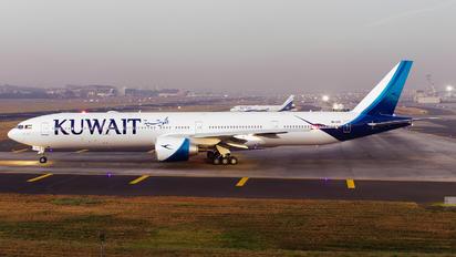 9K-AOC - Kuwait Airways Boeing 777-300ER