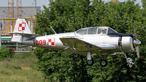 SP-YBD - Private PZL TS-8 Bies aircraft