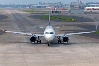 VT-WGB - Go Air Airbus A320 NEO