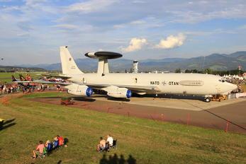 LX-N90444 - NATO Boeing E-3A Sentry