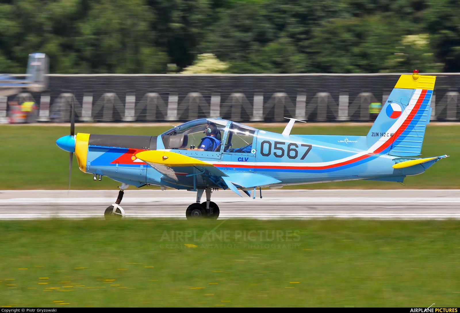 Czech - Air Force 0567 aircraft at Pardubice