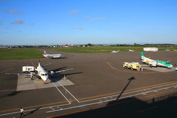 - - Airport Overview - Airport Overview - Apron