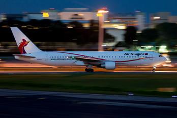 P2-PXW - Air Niugini Boeing 767-300ER