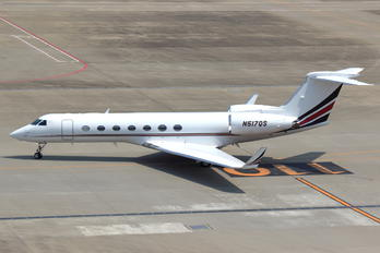 N517QS - Private Gulfstream Aerospace G-V, G-V-SP, G500, G550