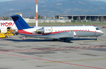 M-TAKE - Private Canadair CL-600 Challenger 850