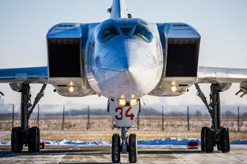 34 - Russia - Air Force Tupolev Tu-22M3
