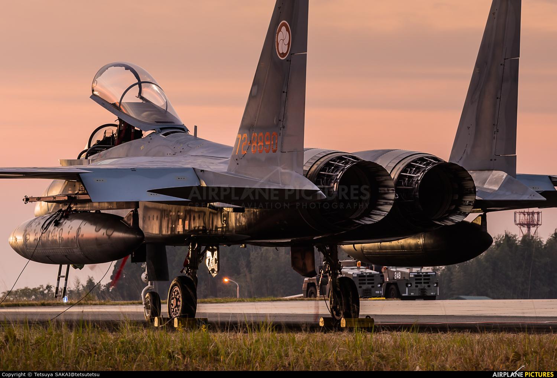 Japan - Air Self Defence Force 72-8890 aircraft at Nyutabaru AB