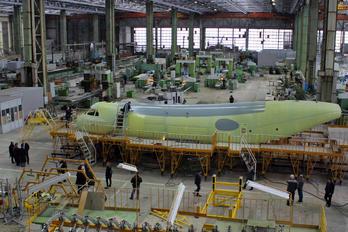 - - Russia - Air Force Ilyushin Il-112