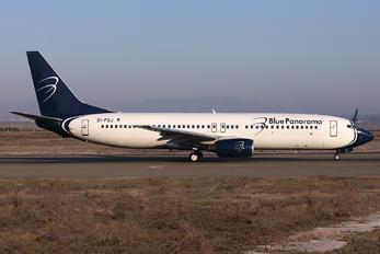 EI-FSJ - Blue Panorama Airlines Boeing 737-800