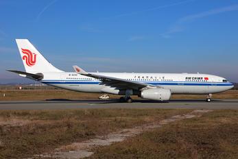 B-6130 - Air China Airbus A330-200