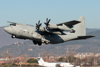 MM62181 - Italy - Air Force Lockheed C-130J Hercules