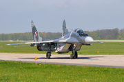111 - Poland - Air Force Mikoyan-Gurevich MiG-29A aircraft