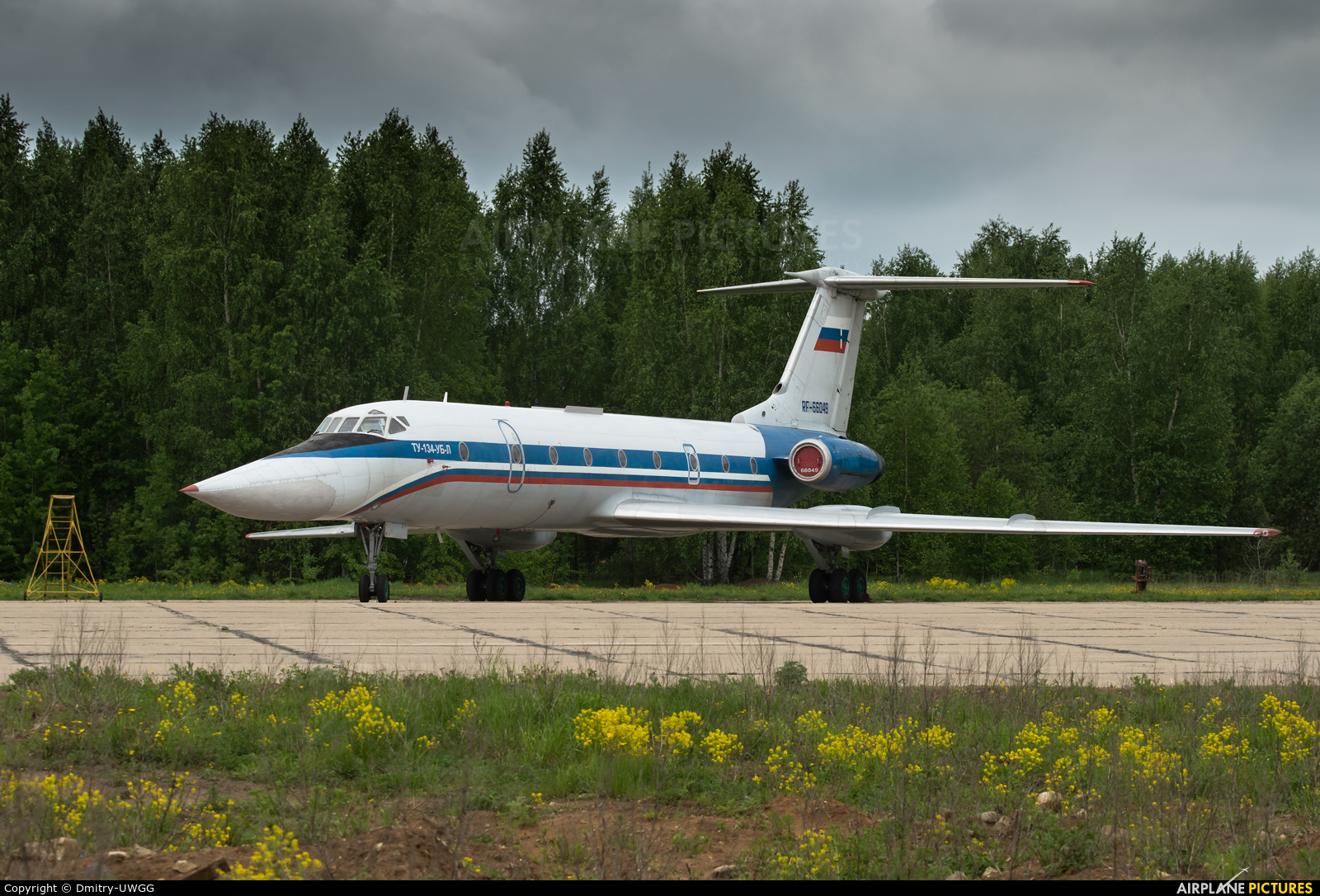Russia - Ministry of Internal Affairs RF-66049 aircraft at Undisclosed Location