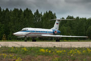 RF-66049 - Russia - Ministry of Internal Affairs Tupolev Tu-134UBL aircraft