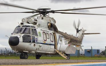 FAB 8505 - Brazil - Air Force Eurocopter EC-725/HM-4 Super Cougar