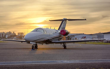 PP-WEB - Private Cessna 510 Citation Mustang