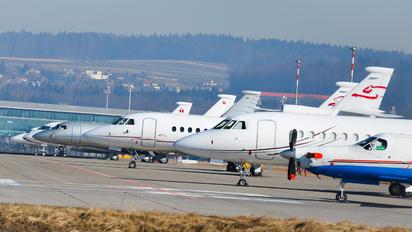 HB-F** - Private Pilatus PC-12