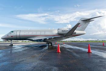 N350VJ - Private Bombardier BD-100 Challenger 350 series