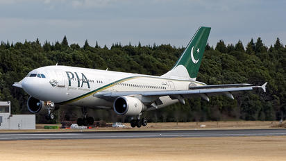 AP-BGO - PIA - Pakistan International Airlines Airbus A310