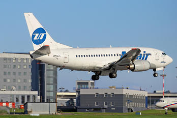 VP-BVN - UTair Boeing 737-500