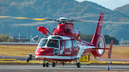 JA758A - Japan - Fire and Disaster Management Agency Aerospatiale AS365 Dauphin II