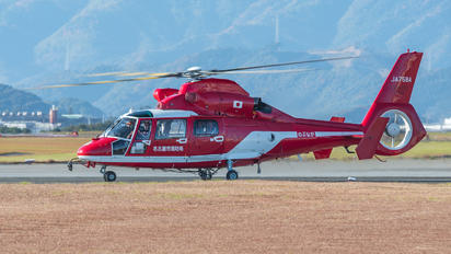JA758A - Japan - Fire and Disaster Management Agency Eurocopter AS365 Dauphin 2