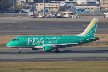 JA04FJ - Fuji Dream Airlines Embraer ERJ-170 (170-100)