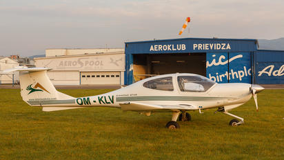 OM-KLV - Seagle Air Diamond DA 40 Diamond Star