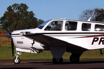 PR-YGP - Private Beechcraft 36 Bonanza