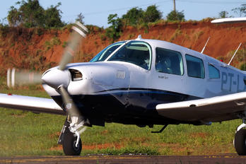 PT-LZK - Private Piper PA-28R Arrow /  RT Turbo Arrow
