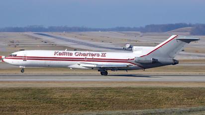 N724CK - Kalitta Charters II Boeing 727-200F (Adv)