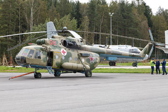 08 - Russia - Air Force Mil Mi-8MT