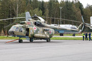 08 - Russia - Air Force Mil Mi-8MT aircraft