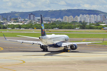 PR-AUP - Azul Linhas Aéreas Embraer ERJ-195 (190-200)