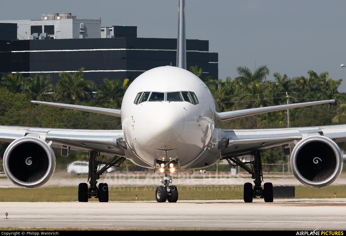UPS - United Parcel Service N344UP aircraft at Miami Intl
