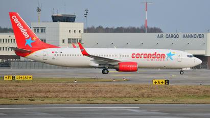 TC-TJM - Corendon Airlines Boeing 737-800