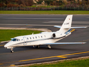 D-CAWB - Aerowest Cessna 680 Sovereign
