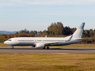 VP-BZL - Private Boeing 737-800 BBJ