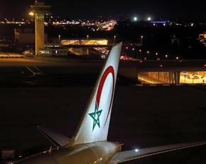CN-RGU - Royal Air Maroc Boeing 787-8 Dreamliner