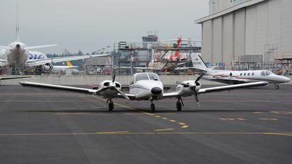 S5-DZZ - Janez let Piper PA-34 Seneca